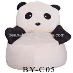 Panda Bean Bag Chair Gaming Reviews Canada Cute Children Buy