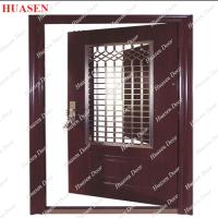 Safety Main Door Grill Design - Buy Steel Grill Door ...