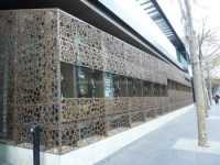 Various Design Of Perforated Wall Panel/slotted Mesh ...