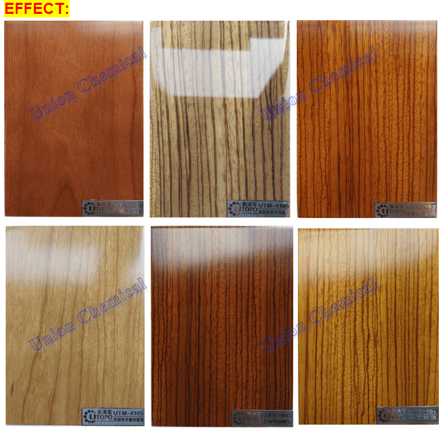 Clear Wood Deco Lacquer Nc Pu Spray Wood Paint