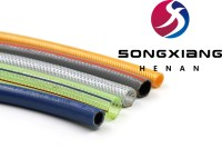 Factory Price Pvc Flexible Pipe 4 Inch
