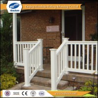 New Designs Pvc Outdoor Balcony Railings For Sale - Buy ...