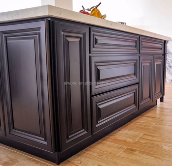 raised panel kitchen cabinets aid glass bowl espresso cabinet buy quality wood us product on alibaba com