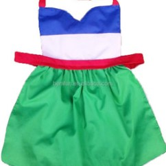 Kitchen Apron For Kids 4 Piece Appliance Packages Best Wholesale Of Aprons Baby Girls Inspired On Disney Princess Designs