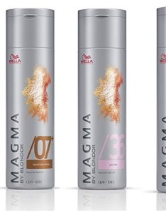 Get quotations wella professionals magma by blondor pigmented lightener brown mahogany ml also cheap colour chart find deals rh guideibaba