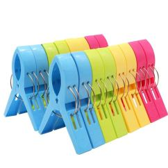 Chair Clips For Beach Towels Leather Library Cheap Towel Find Deals On Danmu Colorful Or Pool Loungers 16 Pack