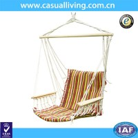 Quilted Fabric Hanging Hammock Chair Single Swing - Buy ...