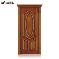 2015 Wooden Main Door Design House Exterior Door Panel