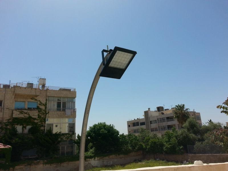 Blue Solar Lights Outdoor