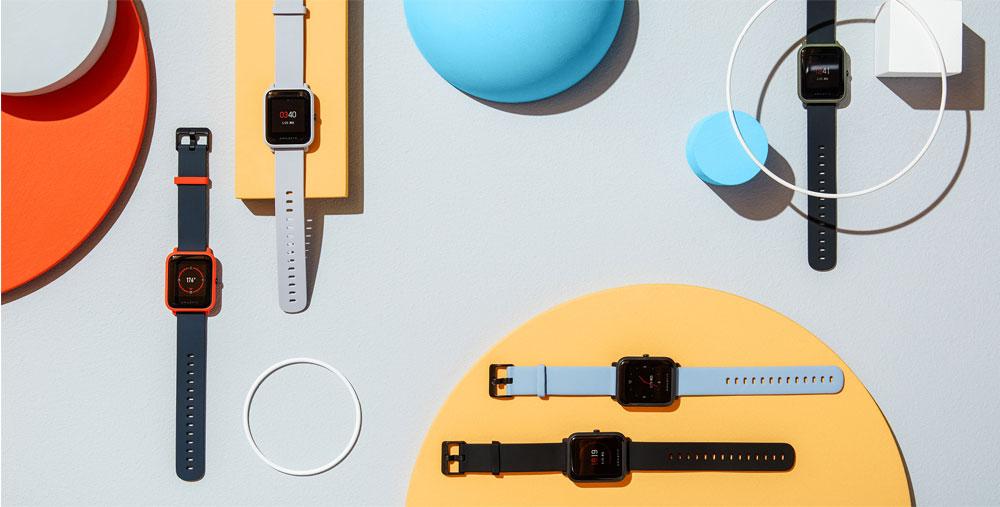 Original Xiaomi Huami Amazfit Youth Smart Bip Bit Face GPS Fitness Tacker Heart Rate Monitor IP68 Waterproof English Version (10)
