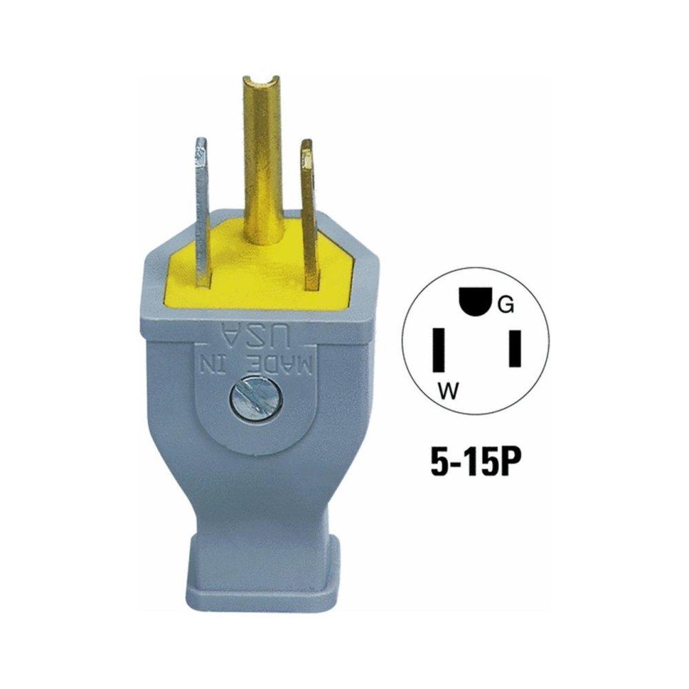 medium resolution of cheap grounded plug wiring find grounded plug wiring deals on line cooper wiring 4409anbox angle grounded cord plugangle cord plug