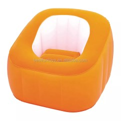 Inflatable Chair Stool Evenflo Expressions High Plastic Foldable Stools Flocking Colored Decorative