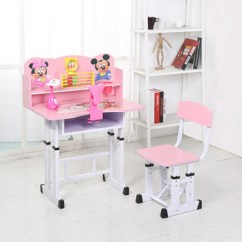 Study Table And Chair For Kids Outdoor With Ottoman Free Sample Wooden Designs Desk Children Student