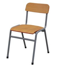 Standard Size Of School Chair/wooden Study Chair