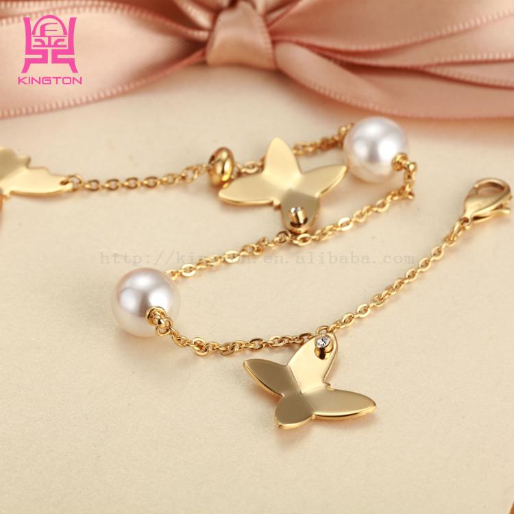 Latest Design Fashion 18k Gold Bracelets For Girls  Buy