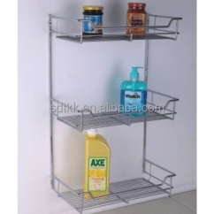 Kitchen Wire Rack Commercial Equipment Tkk Hanging Spice Racks Buy Storage Product On Alibaba