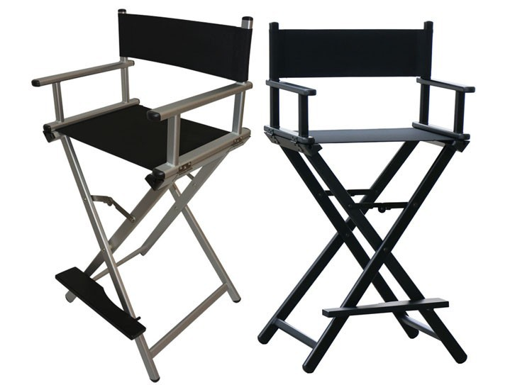 high quality directors chairs wheelchair bedford new design used cheap wood tall aluminum folding director chair,metal frame ...