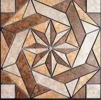 Tile Medallions | Tile Design Ideas