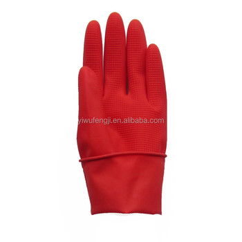 kitchen gloves cabinet sets girls latex household unlined glove thin waterproof