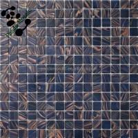 Mb Smh04 Dark Blue Mosaic Vitrified Tile Cheap Glass ...