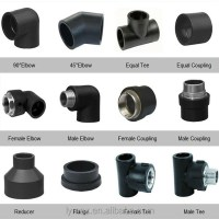 Professional Manufacturer Butt Fusion Hdpe Pipe Fittings ...