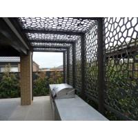 Decorative Aluminum Walls Partition Panels Outdoor
