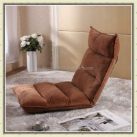 Japanese Tatami Adjustable Fabric Folding Sofa Floor Chair ...