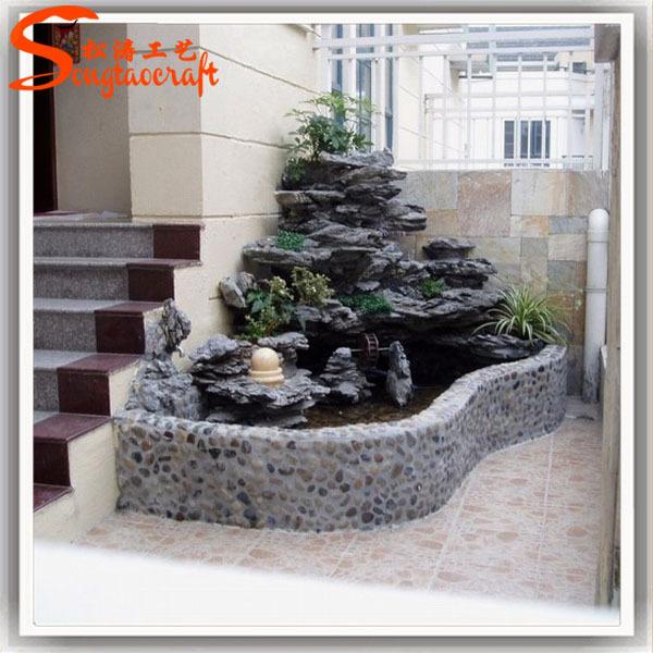 Indoor Waterfalls Home