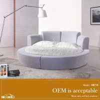 Fabric Round Bed Price,Fabric King Size Round Bed Prices ...
