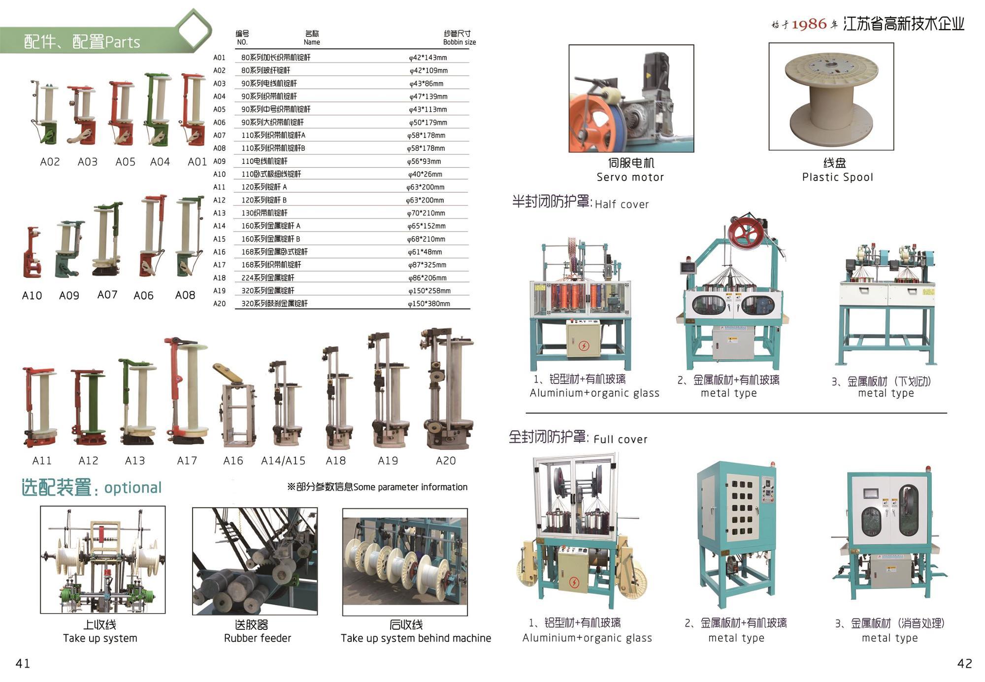 32 Carriers Wire Harness Braiding Machine