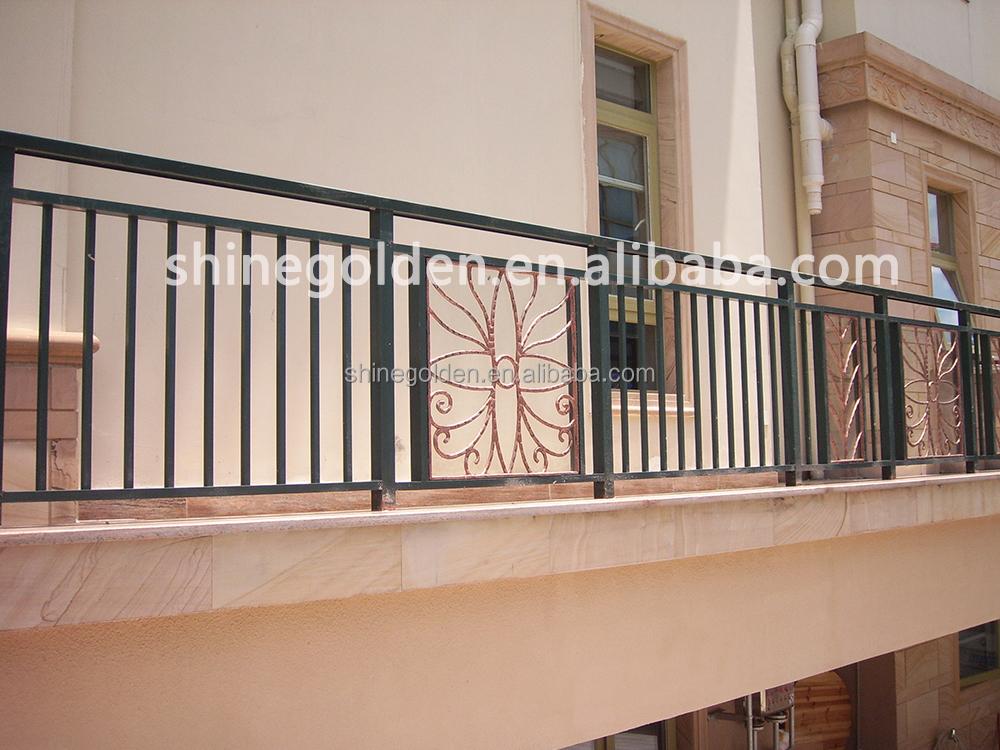 Nouveau Design fer balcon barrire de scurit et clture