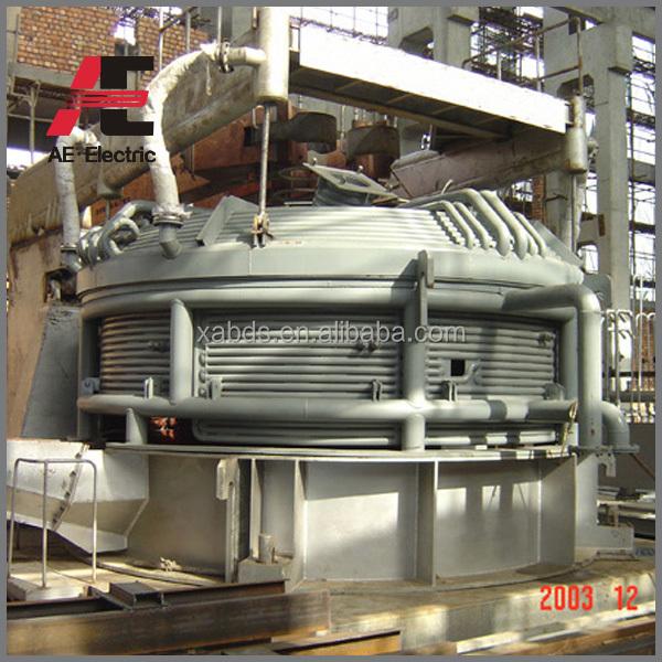 25t Industrial Used Electric Smelting Furnace(eaf)