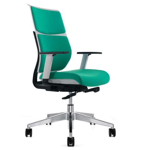 moderne pivotante arriere ergonomique qualite maille executif chaise