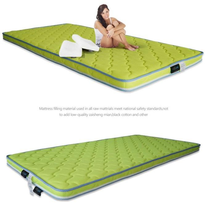 Leizi Mattress Supplier Roll Up Queen Size Foam For Bedroom Furniture