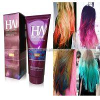 No Peroxide!! Semi Permanent Hair Colour Grape Purple Hair ...