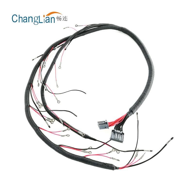Gm '97-'02 Ls1 W/t56 Standalone Wiring Harness(dbc)camaro