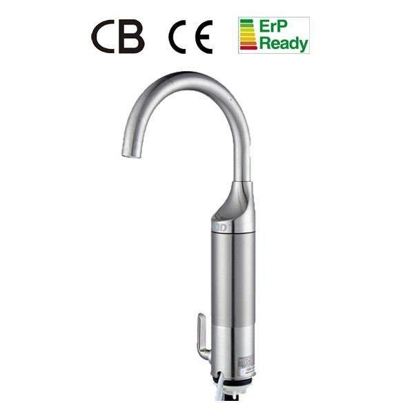Instant Tankless Electric Hot Water Dispenser Tap Kitchen