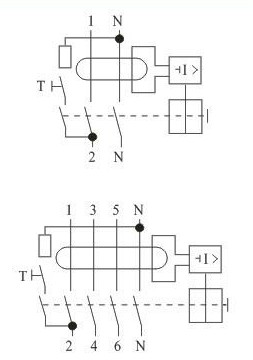 2 phase electrical wiring diagram 2000 jeep wrangler starter cgz high quality electric earth leakage circuit breaker elcb rccb