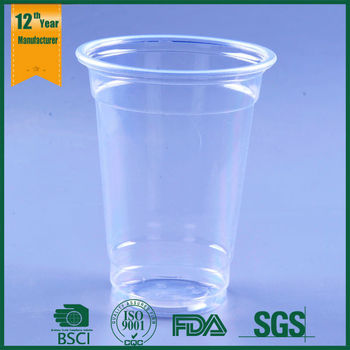 cool drink plastic cup