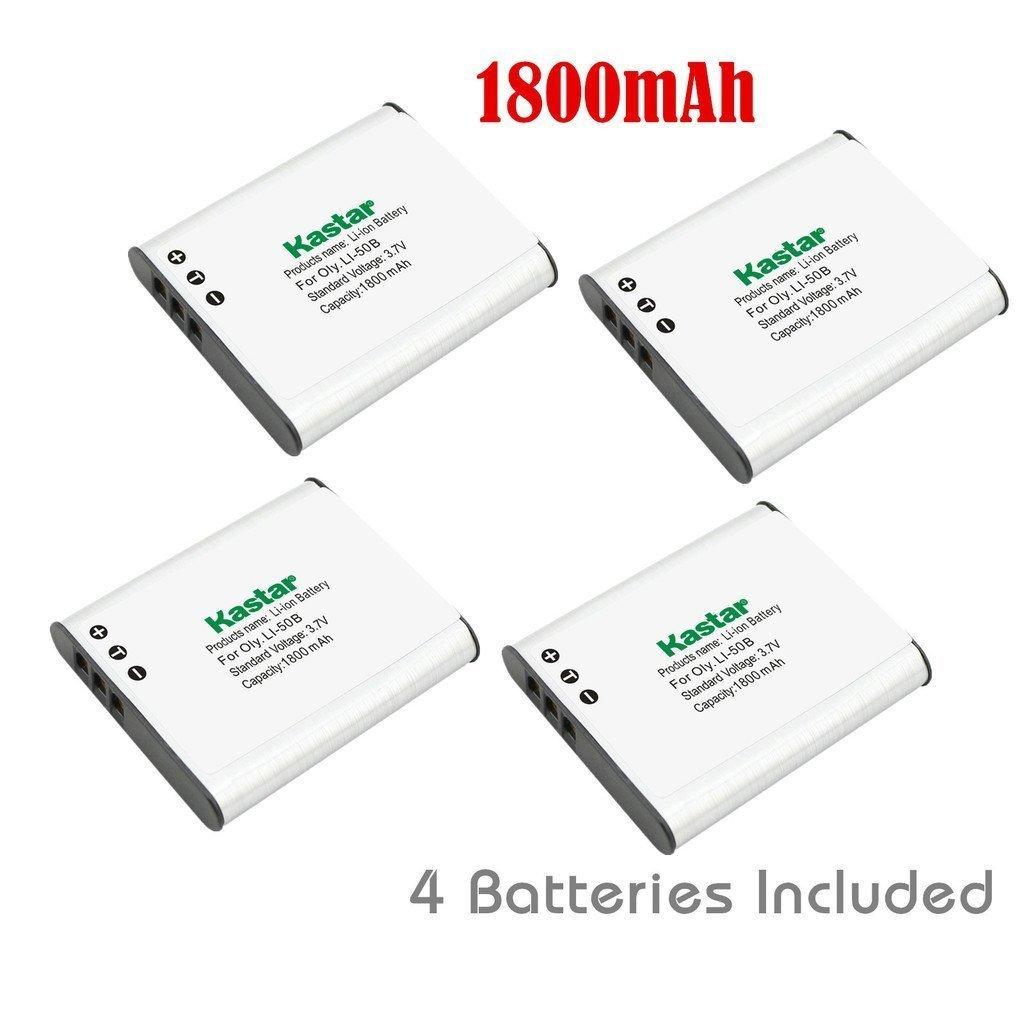 Buy Watson LI-50B / VW-VBX090 / D-Li92 Lithium-Ion Battery