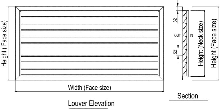 Bathroom Louver Window Buy Bathroom Louver Window