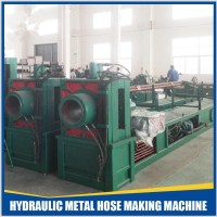Stainless Steel Corrugated Flexible Metal Hose/pipe Making ...