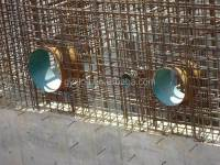 Cast In Waterproof Coupling Sleeve With Wall Penetration ...