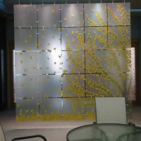 Clear Acrylic Panel,Beautiful Decorative Acrylic Wall
