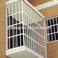 Safety Resident Window Grill Design