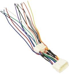 get quotations scosche radio wiring harness for 2003 up honda accord ex v6 radio [ 2440 x 2560 Pixel ]
