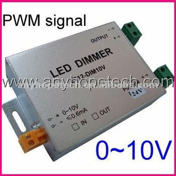 Best Sale ! New 230v Led Dimmer,0~10v Pwm Signal 18a Per Channel
