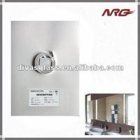 Bathroom anti fog mirror film, View fog mirror film, NRG ...