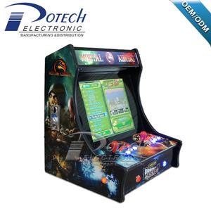 mortal kombat bartop arcade