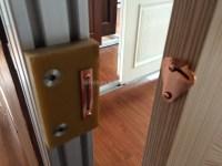 Teardrop Privacy Lock For Sliding Doors - Buy Sliding Door ...